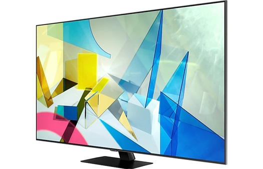 SAMSUNG 75นิ้ว QA75Q80TAKXXT Q80T QLED Smart 4K TV (2020) โทร 02 156 9200