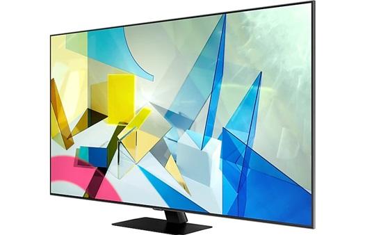 SAMSUNG 65นิ้ว QA65Q80TAKXXT Q80T QLED Smart 4K TV (2020) โทร 02 156 9200