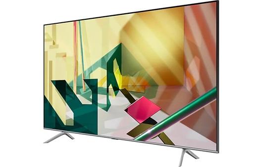 SAMSUNG 75นิ้ว QA75Q70TAKXXT Q70T QLED Smart 4K TV (2020) โทร 02 156 9200
