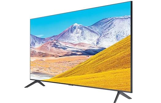 SAMSUNG 43นิ้ว UA43TU8100KXXT TU8100 Crystal UHD 4K Smart TV (2020) โทร 02 156 9200