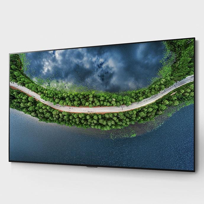 ทีวี 77 นิ้ว LG OLED TV 4K รุ่น OLED77GXPTA with Gallery Design 4K Smart 77GXPTA โทร 02 156 9200