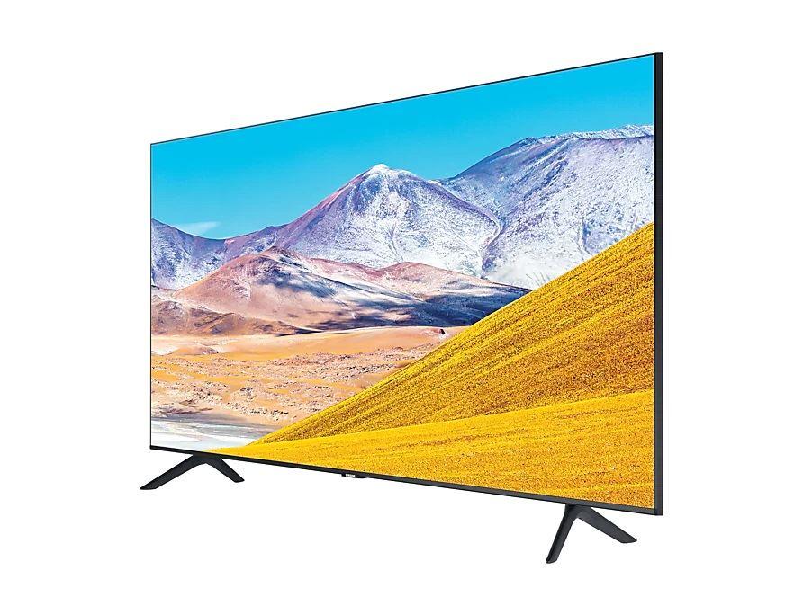 SAMSUNG 82 นิ้ว รุ่น UA82TU8000KXXT TU8000 Crystal UHD 4K Smart TV (2020) โทร 02 156 9200