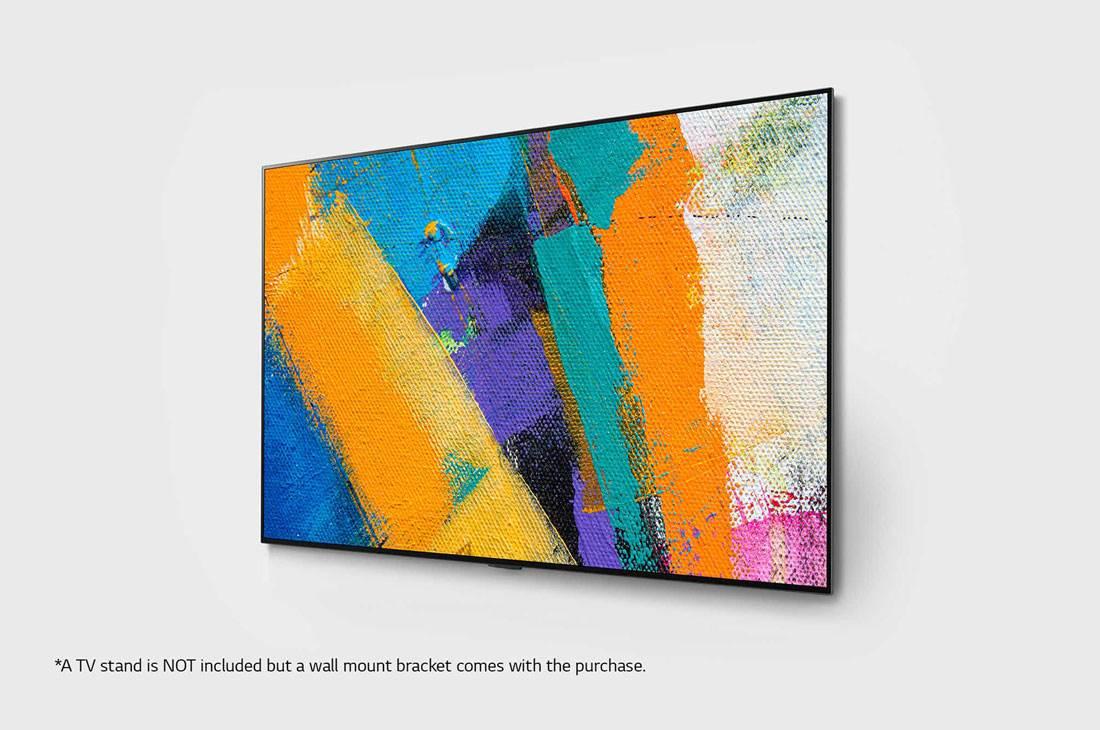 ทีวี 77 นิ้ว LG รุ่น OLED77GXPTA GX with Gallery Design 4K Smart OLED TV 77GXPTA โทร 02 165 9200