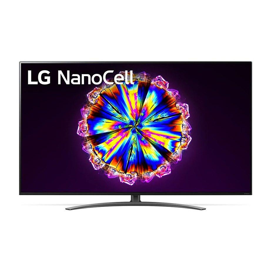 ทีวี 55 นิ้ว LG รุ่น 55NANO91TNA Series 9 Nano 4K TV w/ AI ThinQ 55NANO91 โทร 02 156 9200
