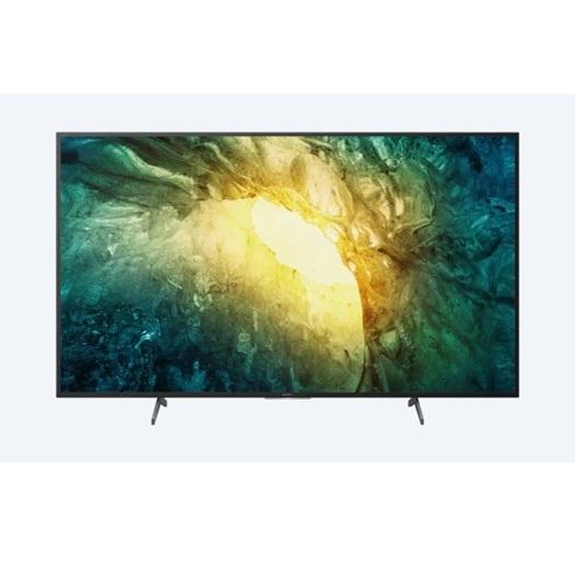 SONY 49 นิ้ว  รุ่น KD-49X7500H X75H 4K ULTRA HD HIGH DYNAMIC RANGE (HDR) สมาร์ททีวี (ANDROID TV)