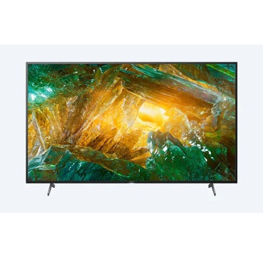 SONY 55 นิ้ว รุ่น KD-55X8000H X80H 4K Ultra HD High Dynamic Range (HDR) สมาร์ททีวี (Android TV