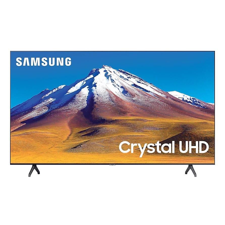 SAMSUNG 55นิ้ว UA55TU6900KXXT TU6900 Crystal UHD 4K Smart TV (2020) โทร 02 156 9200
