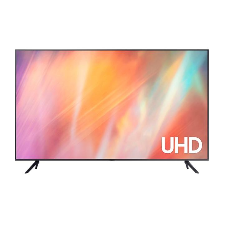SAMSUNG 43 นิ้ว รุ่น UA43AU7000KXXT AU7000 UHD 4K Smart TV (2021) 43AU7000