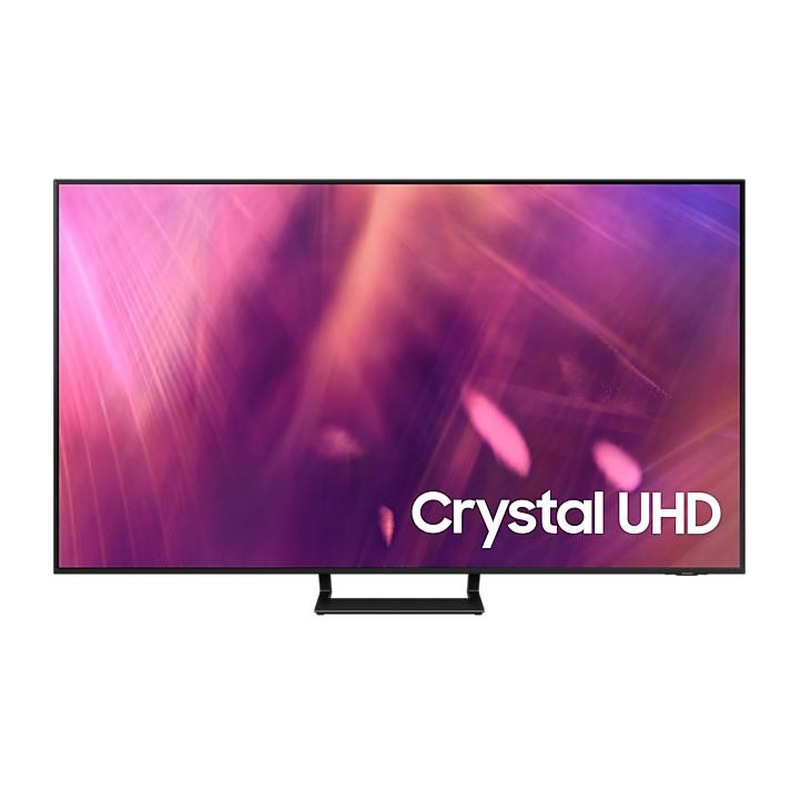 SAMSUNG 55 นิ้ว รุ่น UA55AU9000KXXT AU9000 Crystal UHD 4K Smart TV (2021) 55AU9000