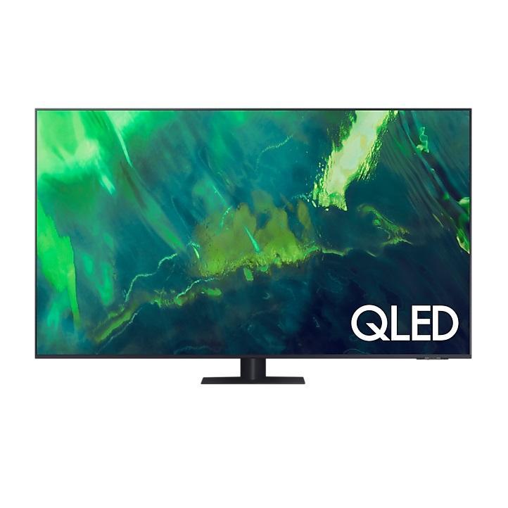 SAMSUNG 85 นิ้ว รุ่น QA85Q70AAKXXT Q70A QLED 4K Smart TV 85Q70A (2021) 85Q70A
