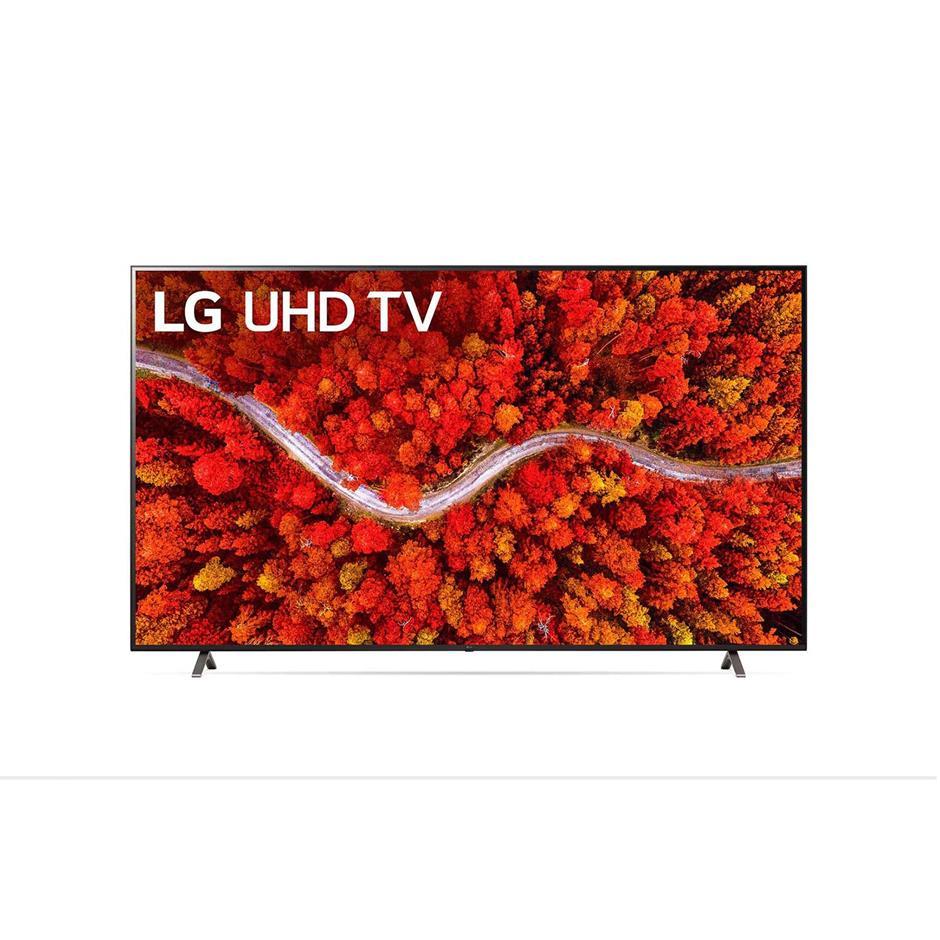 LG 75 นิ้ว รุ่น 75UP8000PTB UHD 4K Smart TV   Real 4K   HDR10 Pro   LG ThinQ AI UP8000PTB 75UP8000