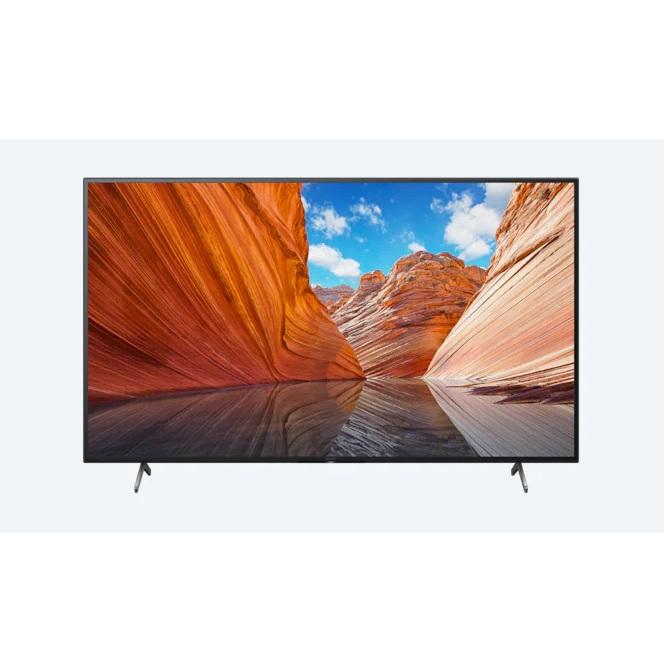 SONY 75 นิ้ว รุ่น KD-75X80J X80J | 4K Ultra HD | High Dynamic Range (HDR) | สมาร์ททีวี (Google TV)