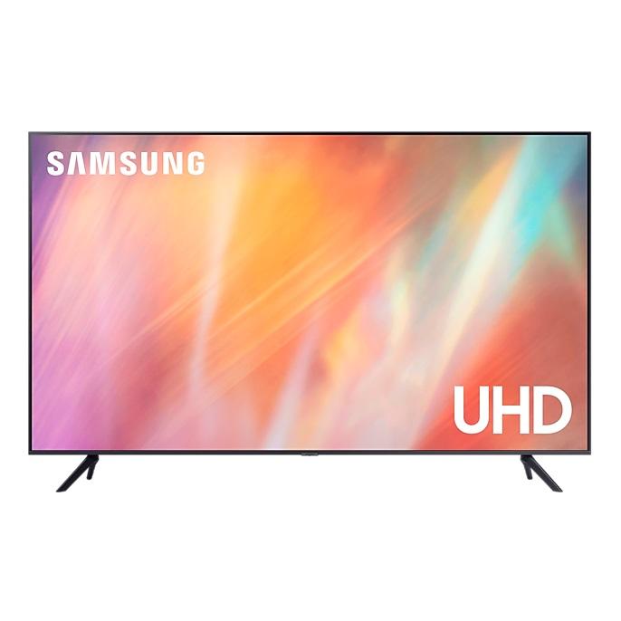 SAMSUNG 50 นิ้ว รุ่น UA50AU7700KXXT AU7700 UHD 4K Smart TV (2021) 50AU7700