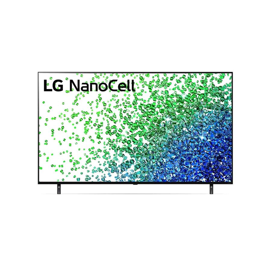 LG 55 นิ้ว รุ่น 55NANO80TPA NanoCell 4K Smart TV | NanoCell Display | HDR10 Pro l LG ThinQ AI 55NANO
