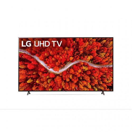LG 86 นิ้ว รุ่น 86UP8000PTB UHD 4K Smart TV   Real 4K   HDR10 Pro   LG ThinQ AI UP8000PTB 86UP8000