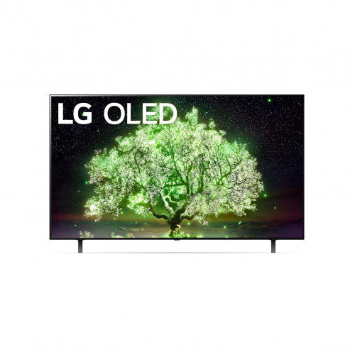 LG 48 นิ้ว รุ่น OLED48A1PTA OLED 4K Smart TV   Self Lighting   Dolby Vision & Atmos   LG AI ThinQ 48