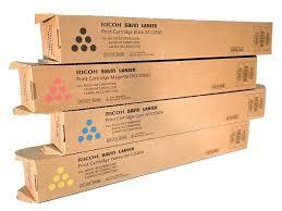 หมึกริโก้ RICOH IM C2000 IM C2500 หมึกสีเครื่องถ่ายเอกสาร ปริมาณการพิมพ์ 16500แผ่น