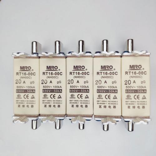 OEZ LETOHRAD NT00C 660V 80A