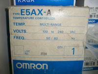 E5AX-A OMRON TEMPERATURE CONTROLLER