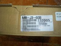 MR-J3-60B MITSUBISHI มือสองสภาพเหมือนใหม่ ผ่านการทดสอบแล้ว