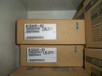 A1SX41-S1 INPUT MODULE HIGH SPEED MITSUBISHI NIB