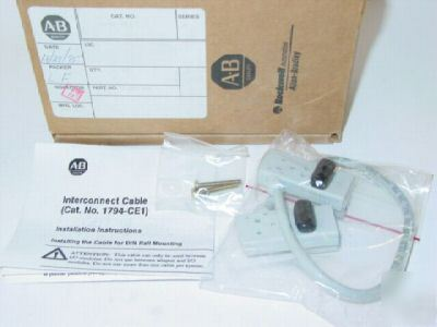 1794-CE1 Allen bradley 1794-CE1 extd cable terminal base flex io