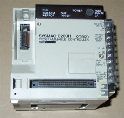 C200H-CPU21 OMRON E 6 months warranty  OMRON