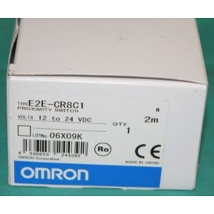 E2E-CR8C1 2M OMRON  ราคา 1550 บาท