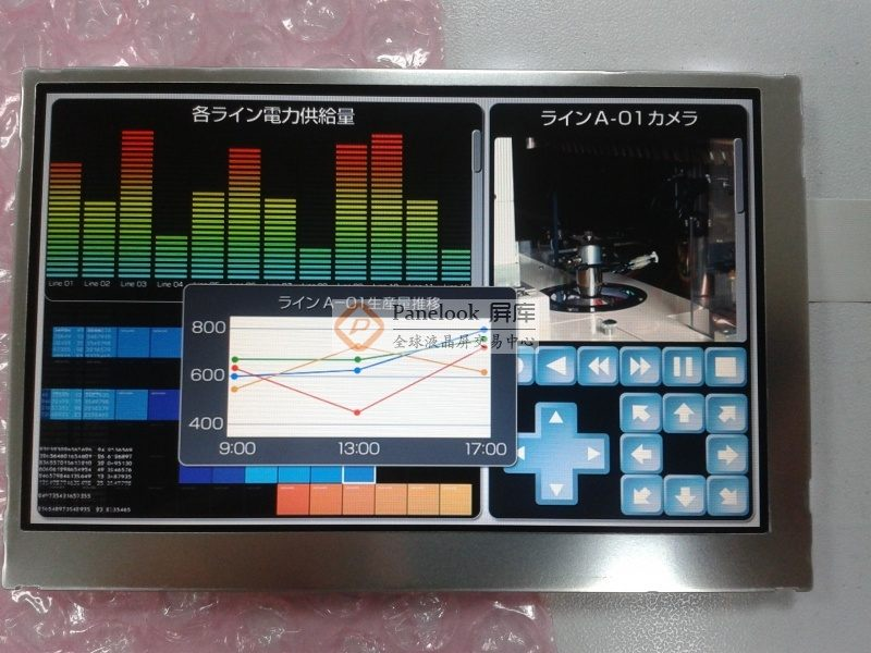 AA050MA01 MISTUBISHI a-Si TFT-LCD , Panel