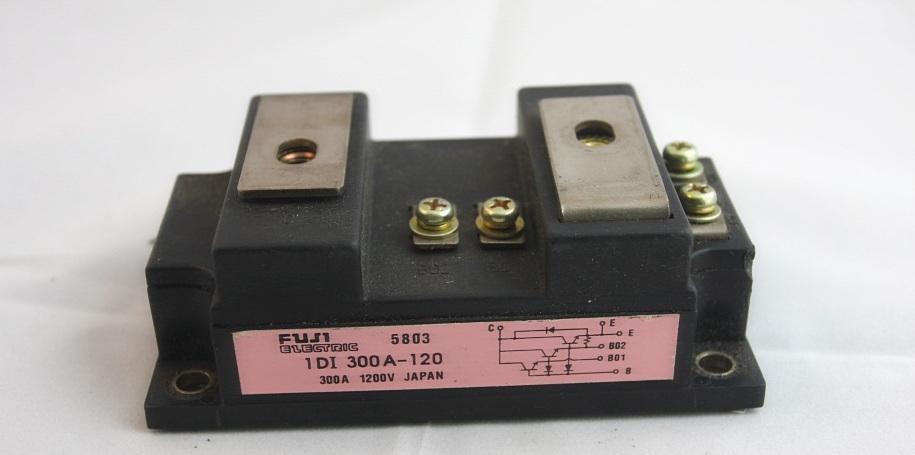 FUJI 1DI300A-120 1200 VOLT , 300 AMP , GTR