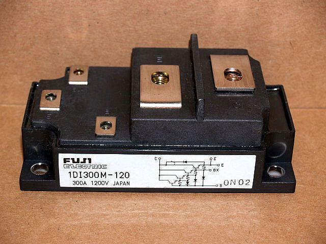 FUJI 1DI300M-120 POWER TRANSISTOR MODULE