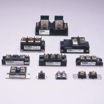 SANREX PK25GB80 THYRISTOR MODULE