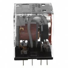 Relay Model : MY3N supply 12,24 VDC
