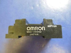 Relay Model:G6B-48BND  ราคา 1300 บาท
