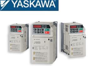 YASKAWA Three-Phase CIMR-JA2A0002