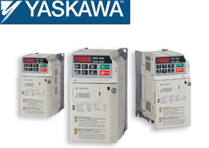 YASKAWA Three-Phase CIMR-JA2A0008