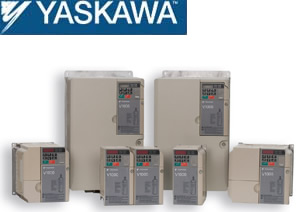YASKAWA Three-Phase CIMR-VA2A0004