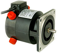 Radio Energie tachogenerator, type: REO315LN1B-0_04CA