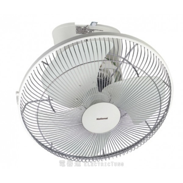Panasonic Cycle  Ceiling Fans F-BU18T1 (ผนัง 18 นิ้ว) ราคา 1,828.50 บาท