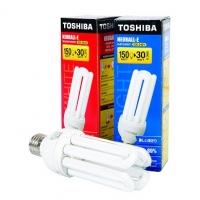 TOSHIBA EFD 30D/65-E, EFD 30L/E27 ราคา 170 บาท