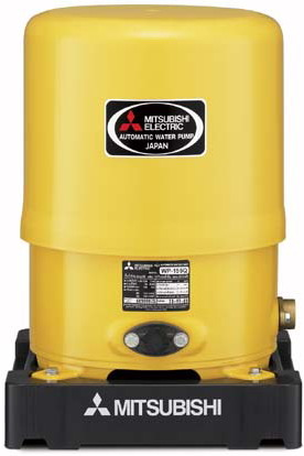 MITSUBISHI wp-105 ปั้มน้ำอัตโนมัติ 100 วัตต์ ราคา 4,279 บาท