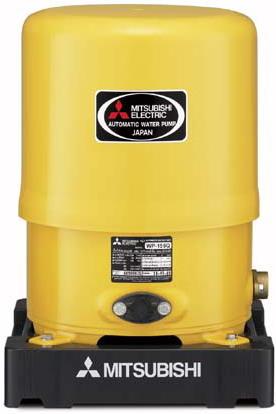 MITSUBISHI wp-155 ปั้มน้ำอัตโนมัติ 150 วัตต์ ราคา 4,950 บาท