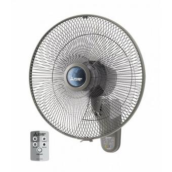 MITSUBISHI W 16R(Remote) พัดลมข้างฝา 16 นิ้ว มีรีโมท ราคา 2,024 บาท