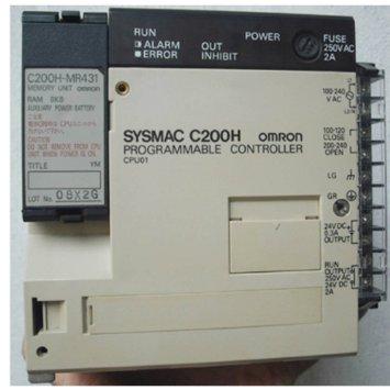 OMRON C200H-CPU01-E ราคา 11,790 บาท