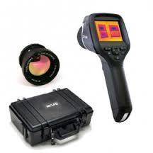 FLIR E40BX-KIT-15 Thermal Imaging Camera Kit with Standard and 15° Lenses  Case Model: E40BX-KIT-15