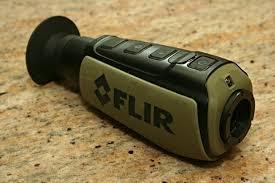 FLIR Scout II 320 Monocular Night Vision Thermal Camera Model: SCOUT II 320 | Order No: SCOUT-II-320