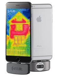 FLIR ONE Thermal Camera for iOS Model: ONE-IOS