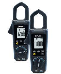 FLIR CM72 True RMS AC Clamp Meter, 600A Model: CM72