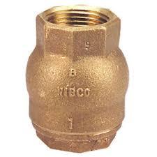 NIBCO Bronze Checkl Valve T-480 250 cwp  ������������1207.-���������