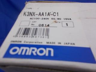 Omron K3NX-AA1A-C1 ราคา 5000 บาท